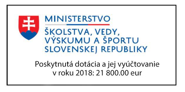 Ministerstva školstva, vedy, výskumu a športu Slovenskej republiky